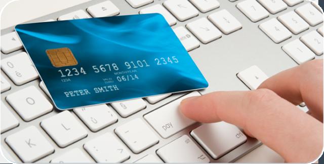 Как сделать кредитную карту в интернете 522