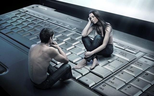 вред виртуальных знакомств