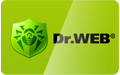 Dr.Web Security Space Pro 1 ПК на 1 год