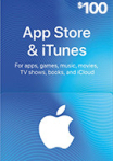 iTunes / App Store Gift Card 100 USD US-регион