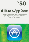 iTunes / App Store Gift Card 50 USD USA-регион
