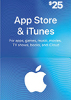 iTunes / App Store Gift Card 25 USD US-регион