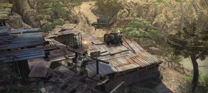 Jagged Alliance: Back in Action – DLC Desert Specialist Kit