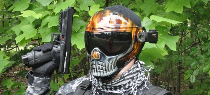 Paintball Extreme. Школа войны