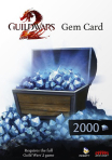 Guild Wars 2 Gem Card - 2000
