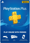 Playstation Plus Gift Card 365 дней US-регион