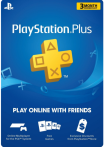 Playstation Plus Gift Card 90 дней US-регион
