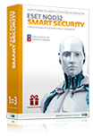 ESET NOD32 Smart Security 6. Лицензия 1 ПК, 2 года