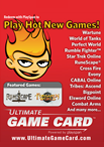 Ultimate Game Card 20 USD