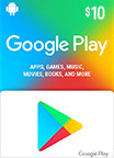 Google Play Gift Card 10 USD US-регион