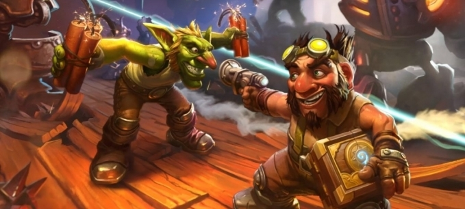 Hearthstone: Heroes of Warcraft — Набор карт эксперта (Booster pack)