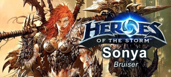 Heroes of the Storm – Соня