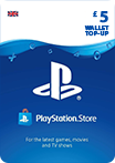 Playstation Network Gift Card 5 GBP UK-регион