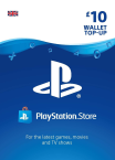 Playstation Network Gift Card 10 GBP UK-регион