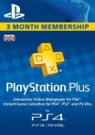 Playstation Network Card 90 дней UK-регион (Великобритания)