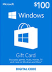 Windows Store Gift Card 100 USD US-регион