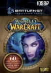 Blizzard Battle.net Gift Cards 1098 RUB