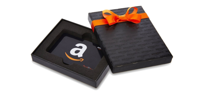 Amazon Gift Cards 200 USD