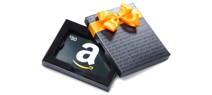 Amazon Gift Cards 100 USD