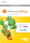 Nintendo eShop Card 10 USD