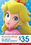 Nintendo eShop Gift Card 35 USD US-регион