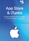 iTunes / App Store Gift Card 5 USD US-регион