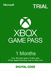 Xbox Game Pass Trial Gift Card 1 мес RU/EU/US-регион