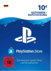 Playstation Network Gift Card 10 EUR DE-регион