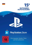 Playstation Network Gift Card 15 EUR DE-регион