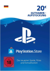 Playstation Network Gift Card 20 EUR DE-регион