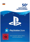Playstation Network Gift Card 50 EUR DE-регион