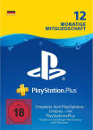 Playstation Plus Gift Card 365 дней DE-регион
