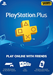 Playstation Plus Gift Card 1 месяц US-регион