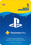 Playstation Plus Gift Card 1 месяц UK-регион