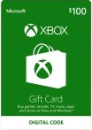 Xbox Gift Card 100 USD US-регион