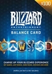 Blizzard Gift Card 100 USD US-регион
