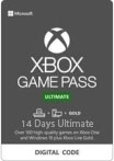 Xbox Game Pass Ultimate Gift Card 14 д. RU/EU/US