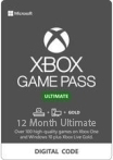 Xbox Game Pass Ultimate Gift Card 12 мес RU/EU/US